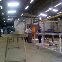 Photo taken at PT. LEN Industri (Persero) by ajengg w. on 9/19/2013
