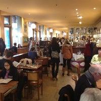 Photo taken at Café Einstein by Franziska on 11/18/2012