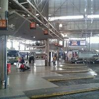 Photo taken at Terminal de Buses San Borja by Sheila V. on 3/6/2013