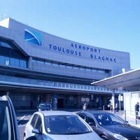 Photo taken at Aéroport Toulouse-Blagnac (TLS) by Mark H. on 2/22/2013