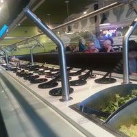 Photo taken at Souper Salad by Joel H. on 3/19/2013