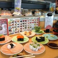 Photo taken at Marinepolis Sushi Land by Michal A. on 9/22/2013