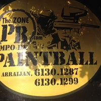 Photo taken at The PB Zone by Patrocinio V. on 3/9/2014