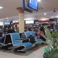 Photo taken at Adisutjipto International Airport (JOG) by Ahmad M. on 6/5/2013