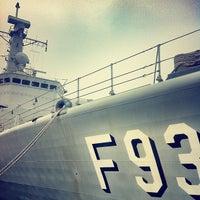 Photo taken at Marinebasis by Jorn U. on 4/10/2013