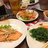 Photo taken at Oishi Buffet by Chonnathee on 1/11/2013