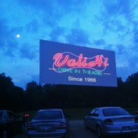 Photo taken at Vali-Hi Drive-In by Kelli D. on 7/15/2013