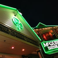 Photo taken at McGuire's Irish Pub of Destin by Jon B. on 8/12/2013