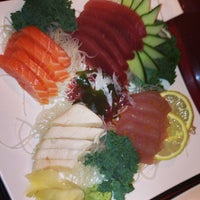 Photo taken at Octopus Japanese Restaurant by Benjamin G. on 5/9/2013