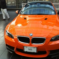 Photo taken at BMW of North America, LLC by Ernesto D. on 11/15/2012