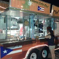 Photo taken at Tropical Park Food Trucks by Steven D. on 9/25/2015