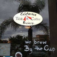 Photo taken at California Tea & Coffee Brewery by TJ on 10/12/2012