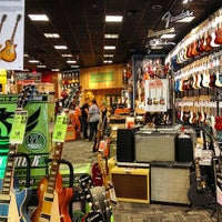 Photo taken at Guitar Center by Miguel F. on 7/17/2013