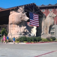 Photo taken at Great Wolf Lodge by Martin G. on 7/3/2013