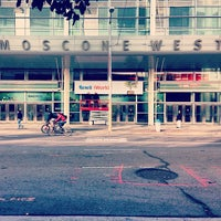 Photo taken at Moscone West by Incase on 1/28/2013
