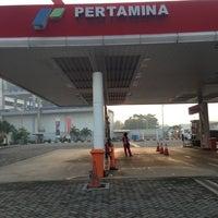 Photo taken at SPBU - Mega Bekasi by Ago P. on 3/6/2013