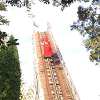 Photo taken at Canobie Yankee Cannon Ball by Carissa O. on 9/14/2014