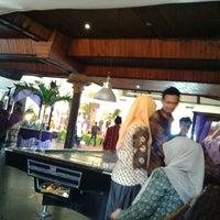 Photo taken at Pyramid Cafe by Makmuri H. on 6/23/2013