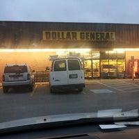 Photo taken at Dollar General by Brandy B. on 2/25/2013