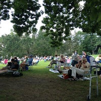 Photo taken at Tanglewood by Hassan D. on 8/10/2013