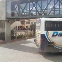 Photo taken at Terminal de Buses Oruro by Daniel L. on 3/28/2013