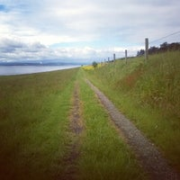 Photo taken at Ebey's Landing by Jon A. on 5/10/2014