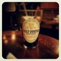 Photo taken at Ugly Oyster Drafthaus by Shane B. on 10/21/2012