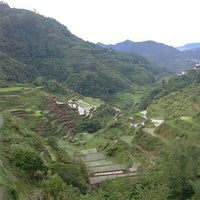 Photo taken at Banaue Rice Terraces Viewpoint by Ma. Angelie M. on 5/19/2016