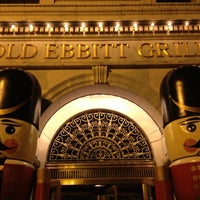 Photo taken at Old Ebbitt Grill by Mack R. on 11/22/2012
