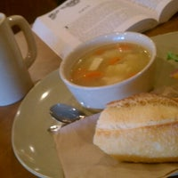 Photo taken at Panera Bread by Laura on 9/27/2012