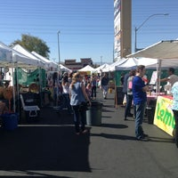 Photo taken at Fresh52 Farmers Market by ron m. on 2/23/2014