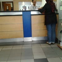 Photo taken at Hong Leong Bank by Mohamad Azad A. on 5/21/2013