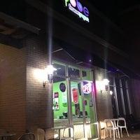 Photo taken at Yobe Frozen Yogurt by Danelle on 2/13/2013