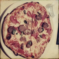 Photo taken at Brixx Wood Fired Pizza by T-Bone C. on 1/21/2014