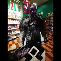 Photo taken at Dragon's Lair Comics by AzyxA on 7/12/2014