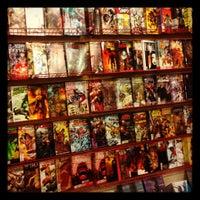 Photo taken at Capital Comics by AzyxA on 11/30/2012
