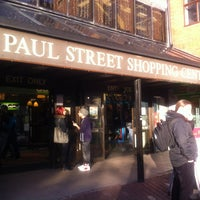 Paul Street Shopping Centre