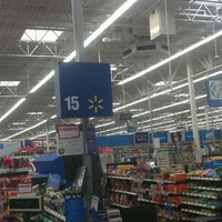 Photo taken at Walmart Supercenter by Christopher W. on 10/10/2012