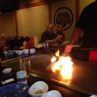 Photo taken at Nakato Japanese Restaurant by Paula M. on 8/8/2014