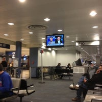 Photo taken at Concourse F by Ed on 11/16/2012
