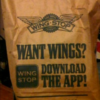 Photo taken at Wingstop by IndhaGeliga on 11/7/2012