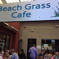 Photo taken at Beach Grass Cafe by Guy D. on 11/24/2013