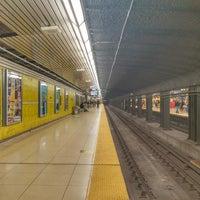 Photo taken at Dundas Subway Station by Stilez on 12/3/2014