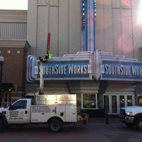 Photo taken at SouthSide Works Cinema by Joby F. on 12/12/2012