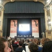 Photo taken at Teatro Sociale by Alberto P. on 6/1/2014