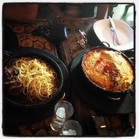 Photo taken at Quarteto Restaurante by Antonio F. on 11/18/2012