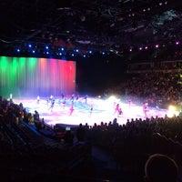 Photo taken at Spokane Veterans Memorial Arena by Roland F. on 11/8/2013