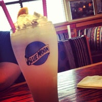 Photo taken at Red Robin Gourmet Burgers by Joy K. on 4/27/2013