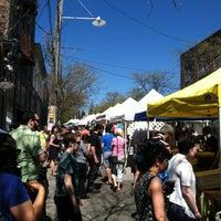 Photo taken at Ballard Farmer's Market by Sandra M. on 5/5/2013