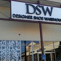 Photo taken at DSW Designer Shoe Warehouse by Shu Shu M. on 9/25/2012
